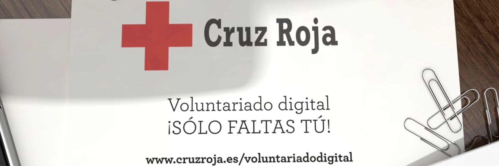 Conoce el Voluntariado Digital de Cruz Roja